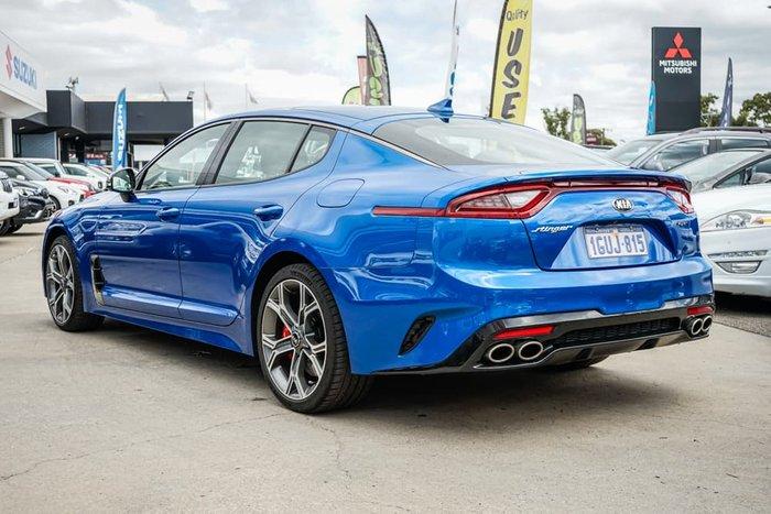 2019 Kia Stinger GT CK MY19 Blue