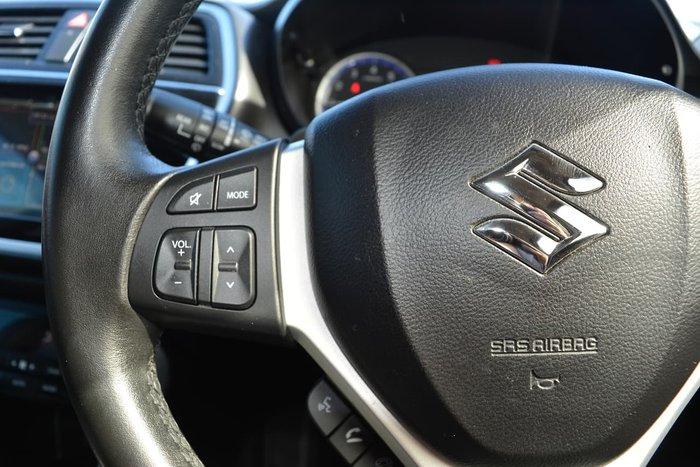 2016 Suzuki S-Cross Turbo JY Silver