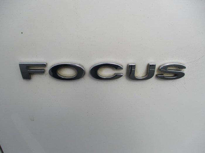 2008 Ford Focus TDCi LT White