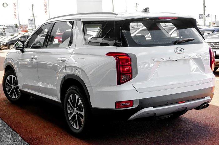 2020 Hyundai Palisade LX2.V1 MY21 White Cream