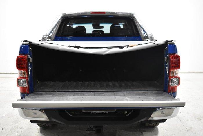 2020 Holden Colorado LTZ RG MY20 4X4 Dual Range Power Blue