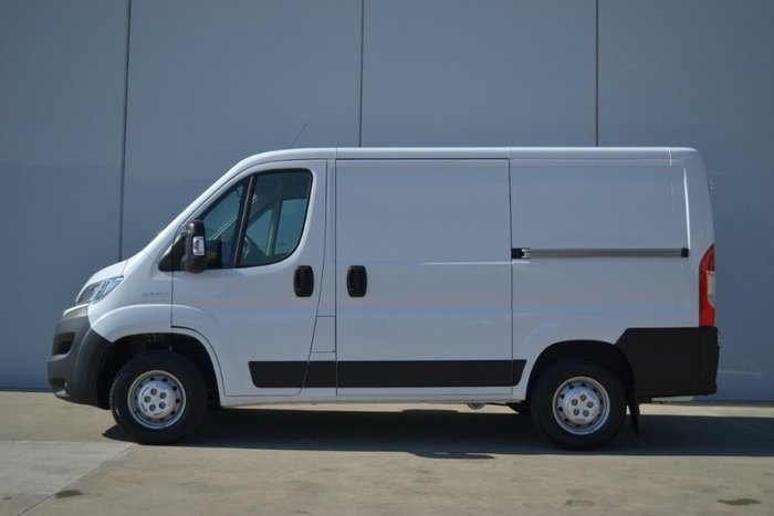 2018 Fiat Ducato LOW ROOF SHORT WHEEL Series 6 SWB PASTEL WHITE