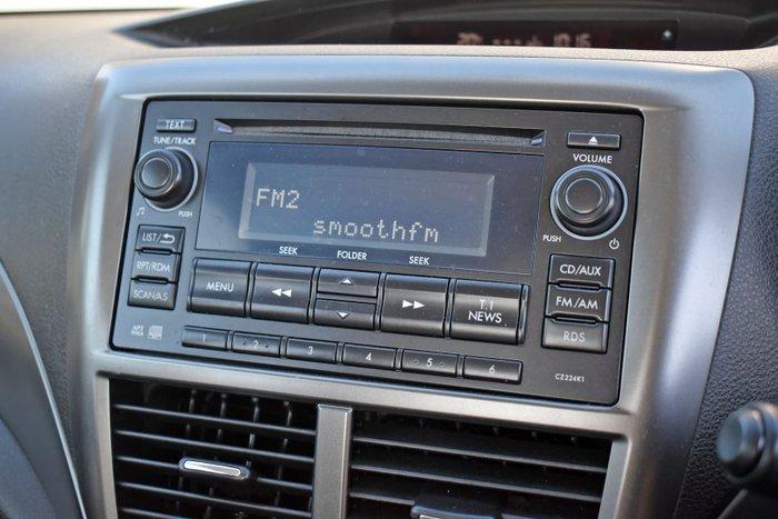 2011 Subaru Impreza 2.0i-L G4 MY12 AWD Satin White Pearl