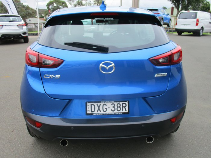 2018 Mazda CX-3 Neo Sport DK Dynamic Blue