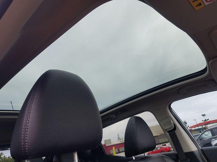 2014 Nissan QASHQAI Ti J11 Grey