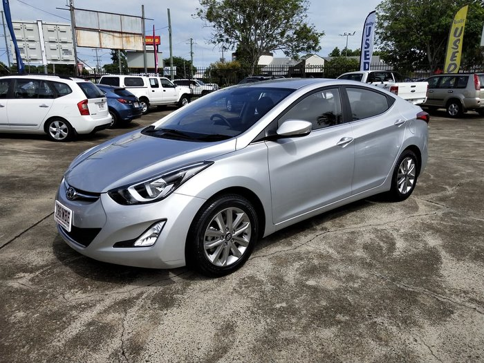 2015 Hyundai Elantra SE MD3 Silver