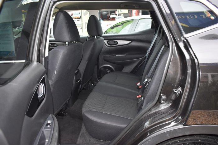 2017 Nissan QASHQAI N-SPORT J11 Pearl Black