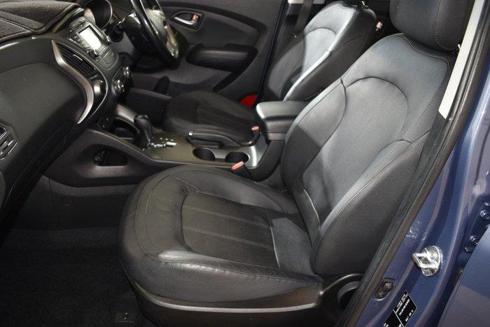 2014 Hyundai ix35 SE Series II Blue Berry