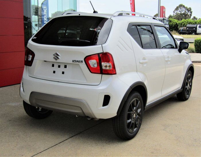 2020 Suzuki Ignis GLX MF Series II Pure White