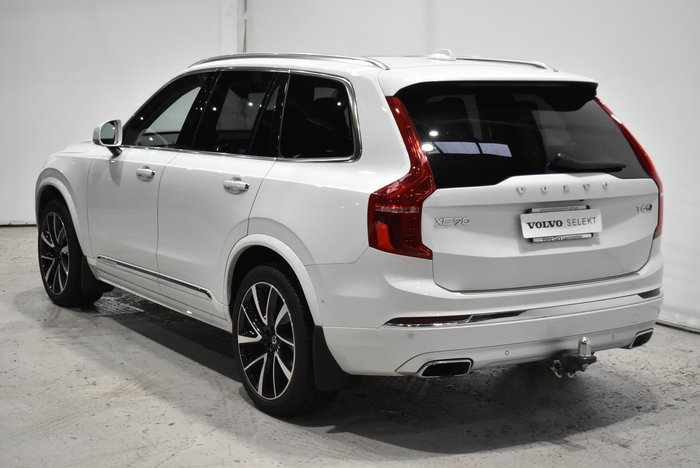 2019 Volvo XC90 T6 Inscription MY20 AWD White