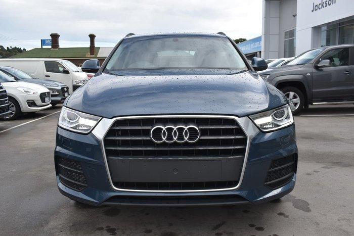 2017 Audi Q3 TFSI 8U MY17 Blue