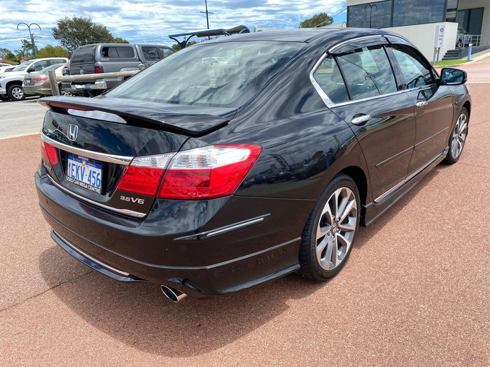 2014 Honda Accord V6L 9th Gen MY14 Crystal Black
