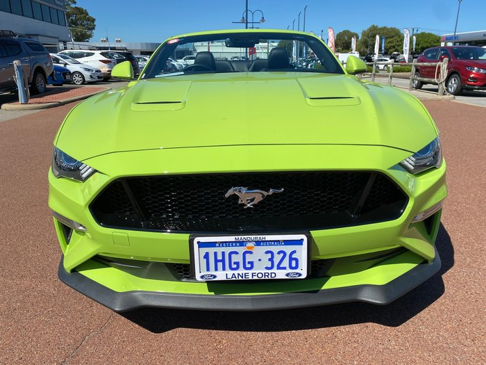 2019 Ford Mustang GT FN MY19