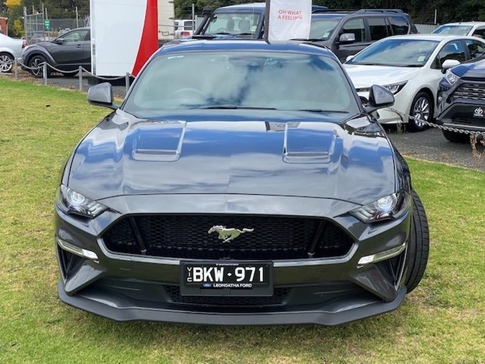 2019 Ford Mustang GT FN MY20 Grey