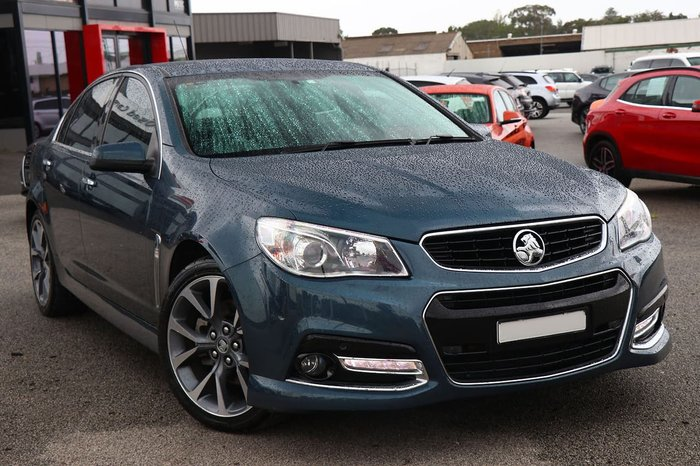 2014 Holden Commodore SS V VF MY14 Blue