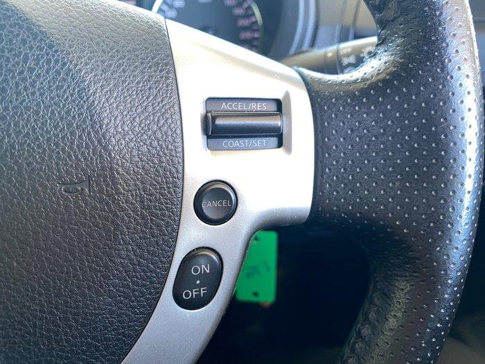 2013 Nissan X-TRAIL ST T31 Series V 4X4 On Demand Tempest Blue