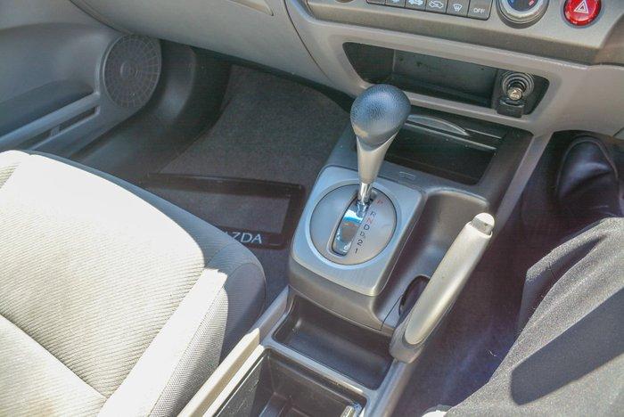 2009 Honda Civic VTi-L 8th Gen MY09 Alabaster Silver