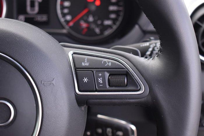 2017 Audi A1 Sport 8X MY18 White