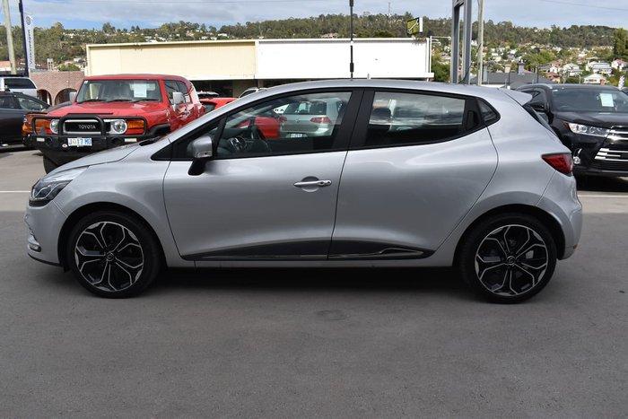 2019 Renault Clio Life IV B98 Phase 2 Grey