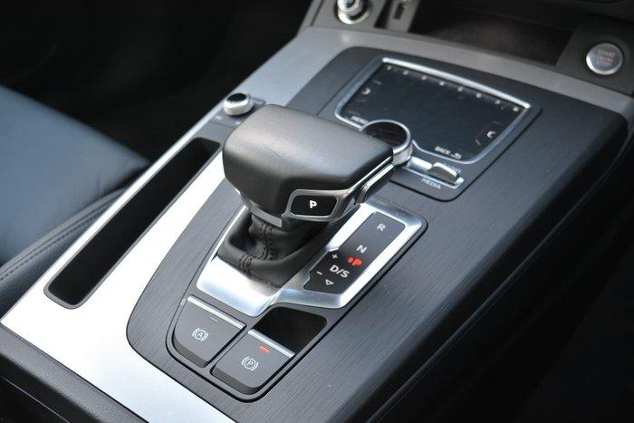 2019 Audi Q5 45 TFSI sport FY MY19 4X4 On Demand Monsoon Grey