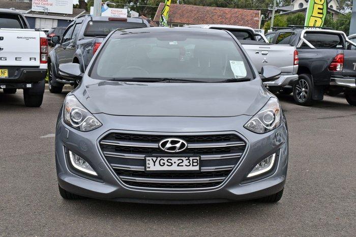 2016 Hyundai i30 SR Premium GD5 Series II MY17 Sparkling Metal