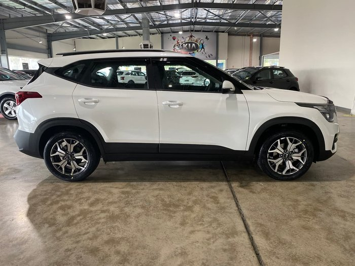 2021 Kia Seltos Sport SP2 MY21 White
