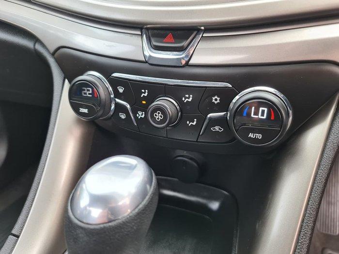 2017 Holden Ute VF Series II MY17 White