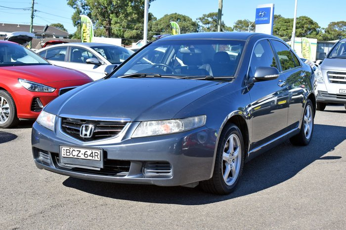 2005 Honda Accord Euro 7th Gen Graphite Pearl