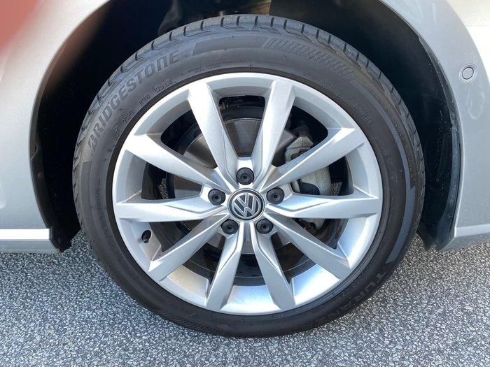 2019 Volkswagen Golf 110TSI Comfortline 7.5 MY19.5 Tungsten Silver