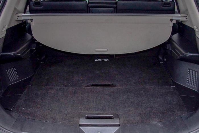 2016 Nissan X-TRAIL TL T32 Silver