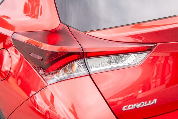 2015 Toyota Corolla Ascent Sport ZRE182R Red