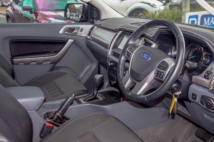 2016 Ford Ranger XLT Hi-Rider PX MkII Black