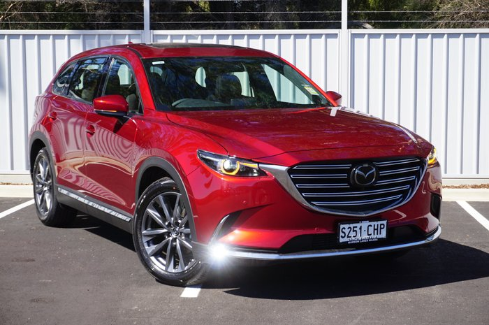 2020 Mazda CX-9 Azami TC Soul Red Crystal