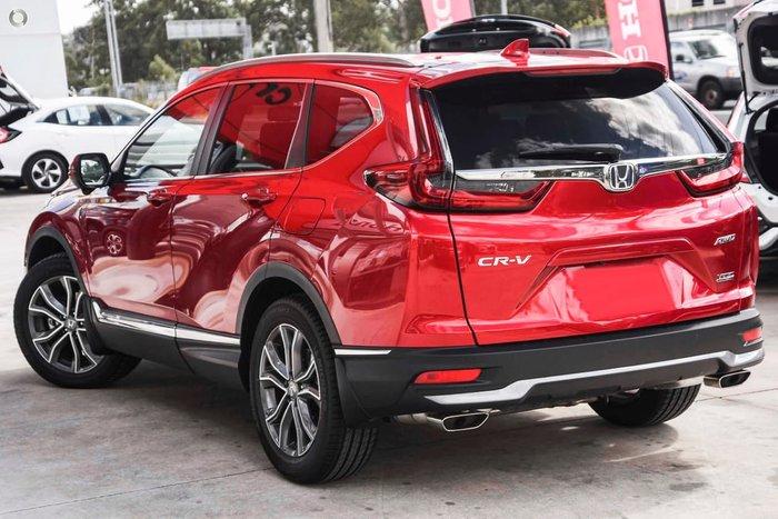 2021 Honda CR-V VTi LX AWD RW MY21 AWD Red
