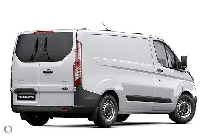2020 Ford Transit Custom 340S VN MY21.25 Frozen White