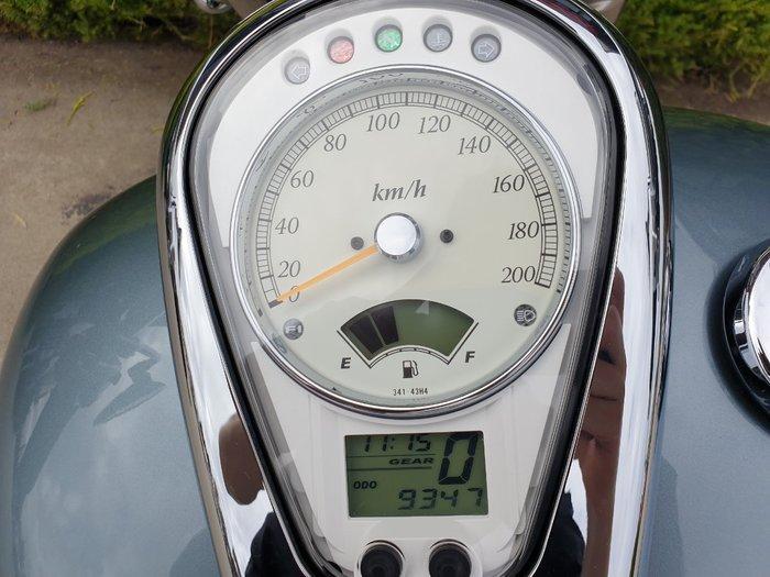 2011 Suzuki VL800 (BOULEVARD C50)