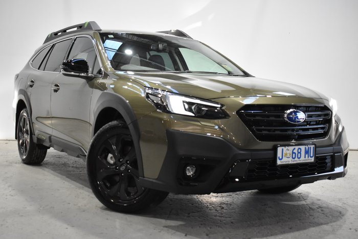2021 Subaru Outback AWD Sport 6GEN MY21 AWD Autumn Green