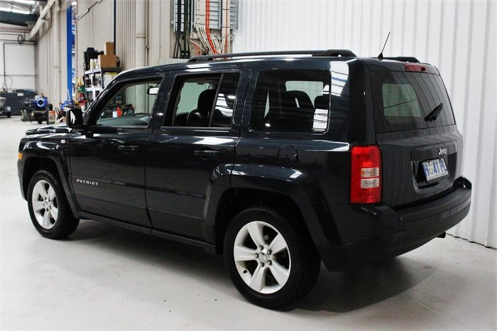 2015 Jeep Patriot Sport MK MY15 Grey