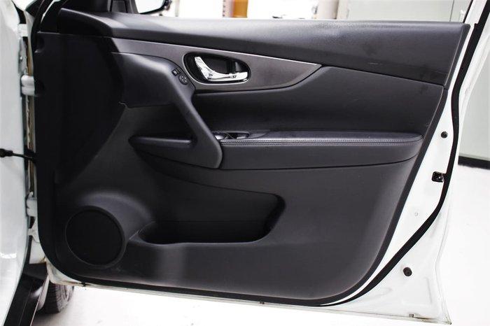 2016 Nissan X-TRAIL ST T32 4X4 On Demand White