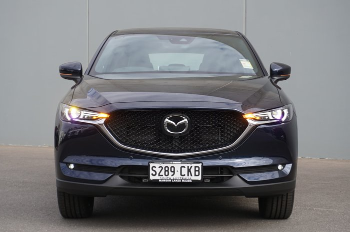 2021 Mazda CX-5 Akera KF Series AWD Deep Crystal Blue