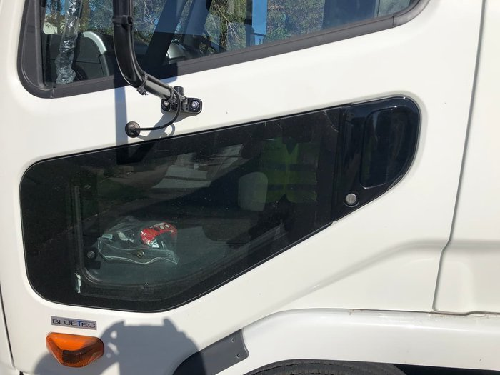 2020 FUSO FIGHTER 1124 AUTO White
