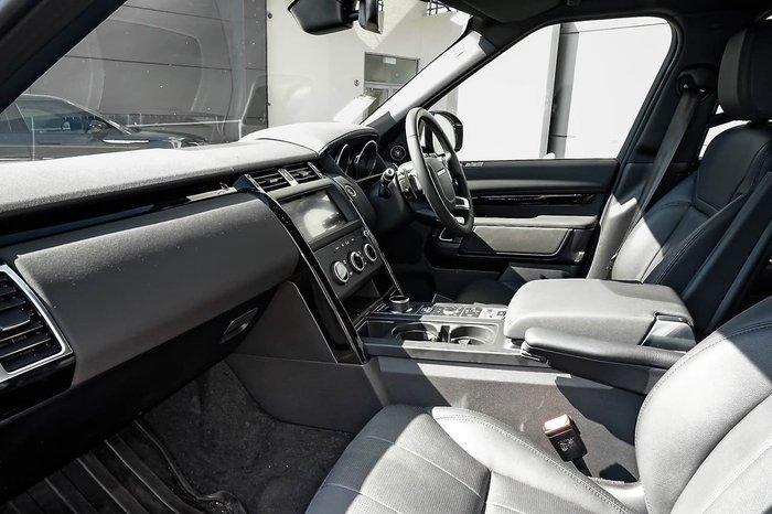 2020 Land Rover Discovery SD6 SE Series 5 MY20 4X4 Dual Range White