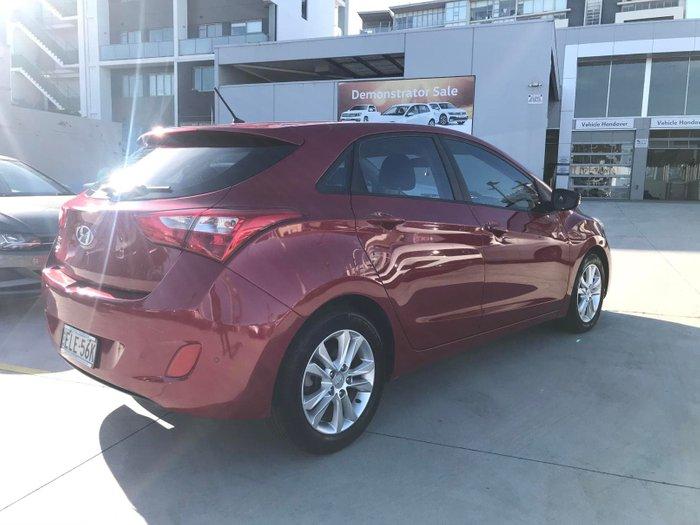 2014 Hyundai i30 SE GD2 MY14 Brilliant Red
