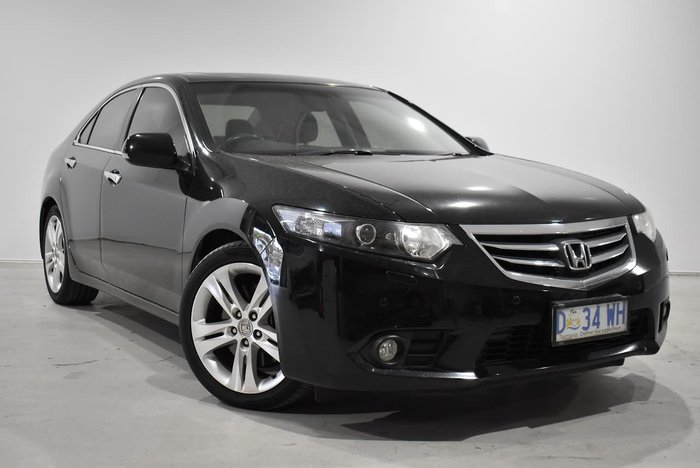 2014 Honda Accord Euro Luxury 8th Gen MY14 Crystal Black