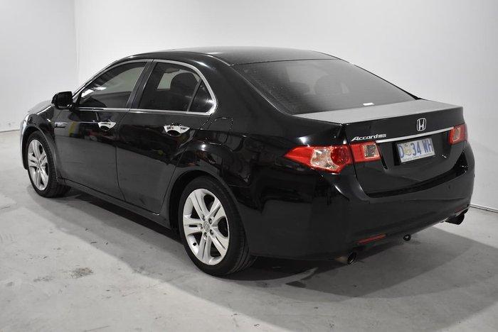 2014 Honda Accord Euro Luxury 8th Gen MY14 Crystal Black