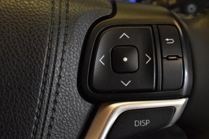 2016 Toyota Kluger GXL GSU55R AWD Crystal Pearl