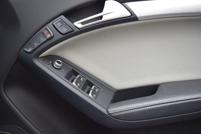 2014 Audi RS5 8T MY14 Four Wheel Drive Estoril Blue