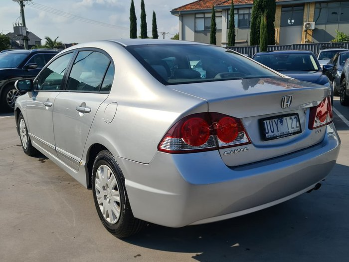 2007 Honda Civic VTi 8th Gen MY07 Silver