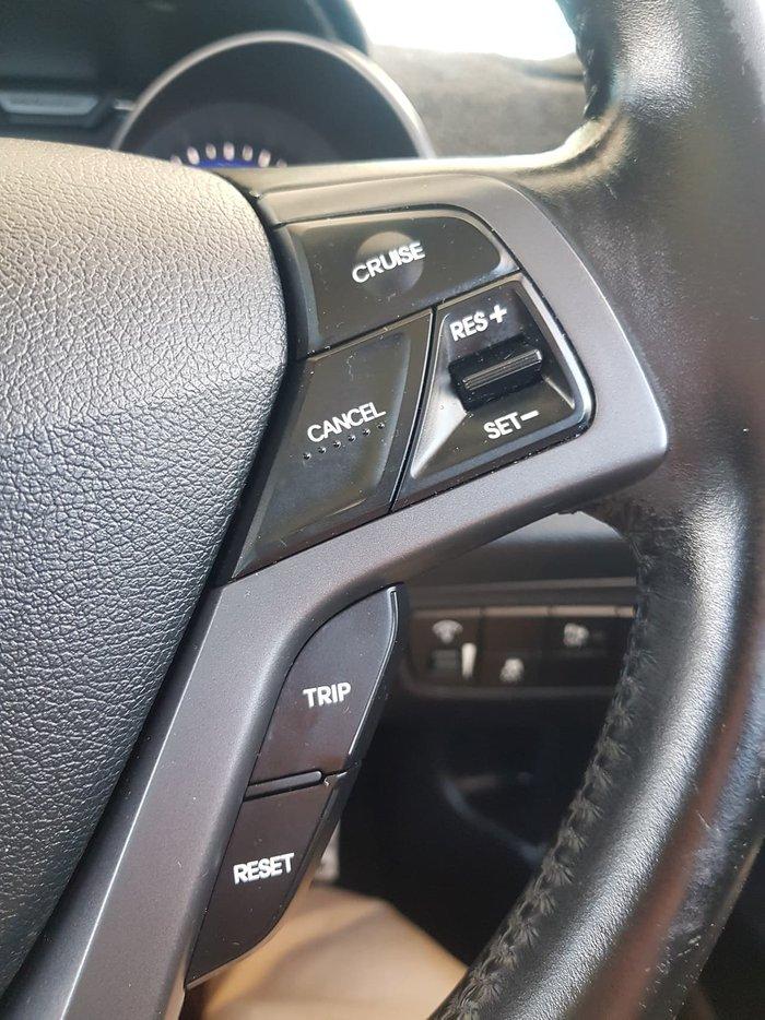 2013 Hyundai Veloster SR Turbo FS2 Red