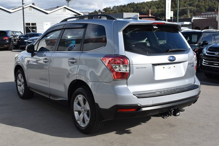 2015 Subaru Forester 2.0D-L S4 MY15 AWD Silver